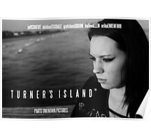 More official 'Turner's Island' merchandise! From Parts Unknown Pictures Poster