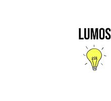 lumos - harry potter spell [colour] by underscoree