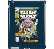 Alien Wars iPad Case/Skin