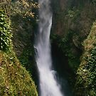Dyserth Waterfall, Denbighshire, Wales, UK, #2 by Michaela1991