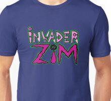 Invader  Z Zim Unisex T-Shirt