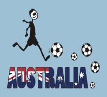 GO GO Australia One Piece - Short Sleeve