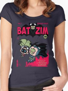 BatZim Women's Fitted Scoop T-Shirt