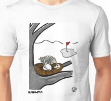 Golf Ball. Unisex T-Shirt
