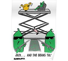 Jack. . .  And The Beans Talk. Poster