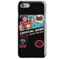 Crystal Gems iPhone Case/Skin