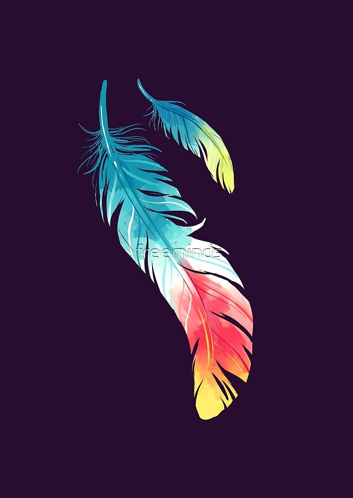 Feather by freeminds