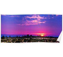 Redmond Sunset 101 Poster