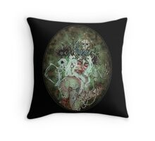 The Tamer Of The Living Dead Animals Throw Pillow
