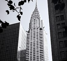Chrysler Building by Claire Penn