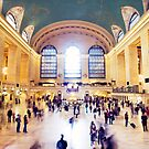 Grand Central by Claire Penn