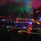 holiday lights by karolina