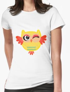 Cute miss owl T-Shirt