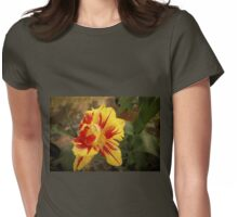 Parrot Tulip Womens Fitted T-Shirt