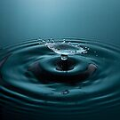 Water Drop Photography - Water in Time p02 by michalfanta