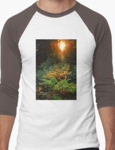 Forest Men's Baseball ¾ T-Shirt