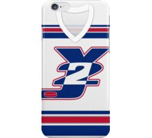 WWE Chris Jericho Y2J Jersey iPhone Case/Skin