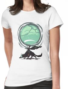 Little Reaper Womens Fitted T-Shirt
