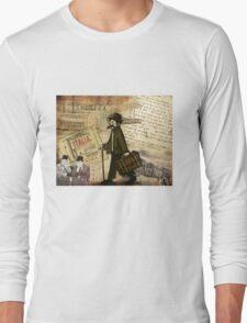 Passenger Long Sleeve T-Shirt
