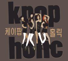 korea pop music holic Kids Clothes