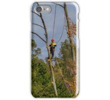 At Work Up a Gum Tree iPhone Case/Skin