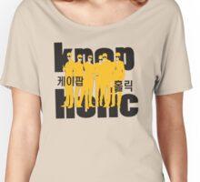 KPOP K-POP HOLIC Women's Relaxed Fit T-Shirt