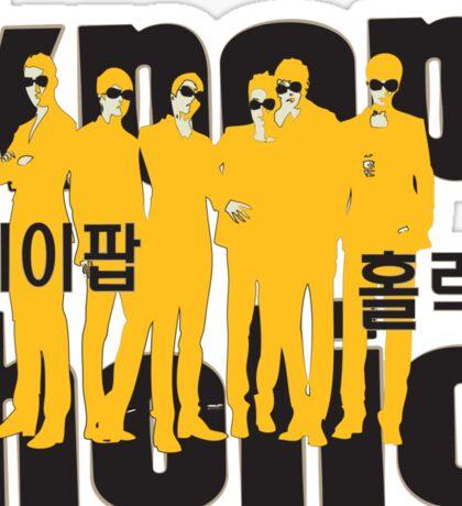 KPOP K-POP HOLIC Sticker