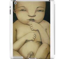 born iPad Case/Skin