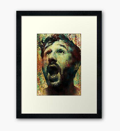Chris O'Dowd Framed Print