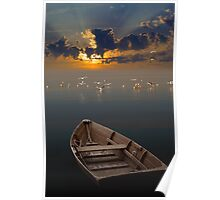 Morning has broken like the first morning Poster