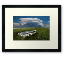 Of Land, Sea, and Sky Framed Print