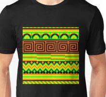 pixel pattern hipster shizzle  Unisex T-Shirt