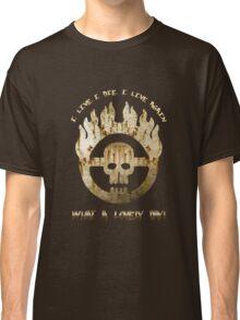 Mad Max Skull Classic T-Shirt