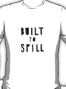 Built To Spill T-Shirt