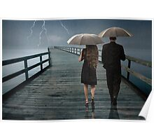 Stormy Relationship Poster
