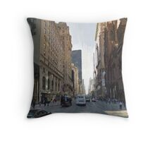 NEW YORK_View 058 Throw Pillow