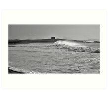 Secrets of the Silver Surfer Art Print