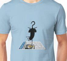 Yoga Mat Unisex T-Shirt