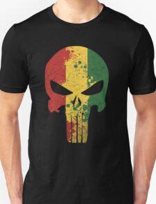 skull rastafara T-Shirt