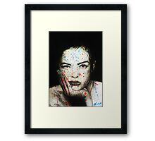 Jaded Framed Print