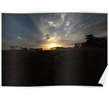 Daybreak, Kangaroo Island Poster