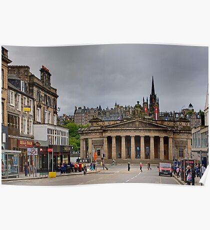 Royal Scottish Academy Poster