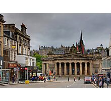 Royal Scottish Academy Photographic Print