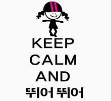 Keep calm and jump jump kpop Women's Relaxed Fit T-Shirt