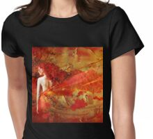 The Fire Within Womens Fitted T-Shirt