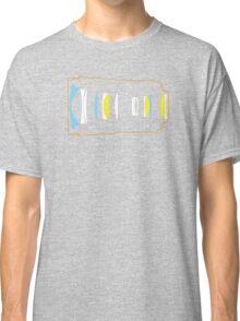 Photographer camera lens construction Classic T-Shirt