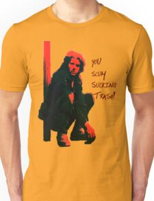 Toecutter is the sh1t! Unisex T-Shirt
