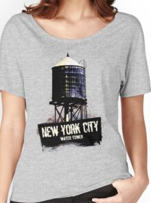 New York City Water Tower Women's Relaxed Fit T-Shirt