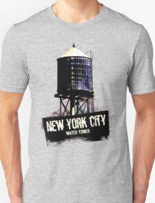 New York City Water Tower T-Shirt