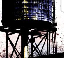 New York City Water Tower Sticker